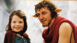 mr tumnus and lucy